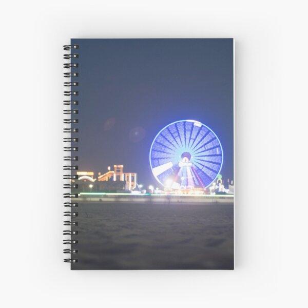 Boardwalk Fun Spiral Notebook