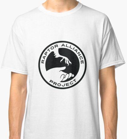 Raptor Alliance Project: Black Classic T-Shirt