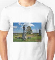 Gettysburg National Park - Buford and Reynolds Memorials T-Shirt