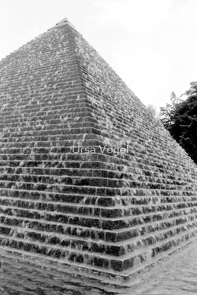 1988 - the pyramid by Ursa Vogel