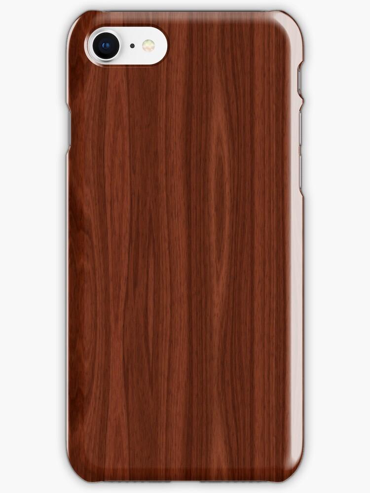 Dark Wood Grain by pjwuebker