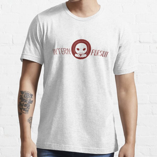 Intern Pursuit Horizontal Logo Essential T-Shirt