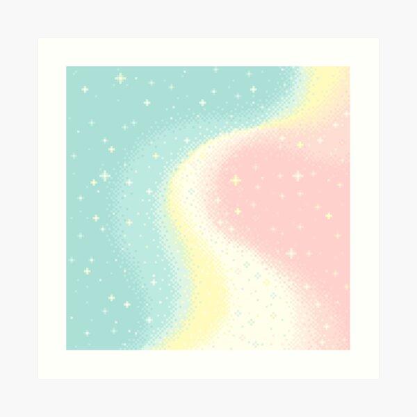 Pearl Universe Art Print
