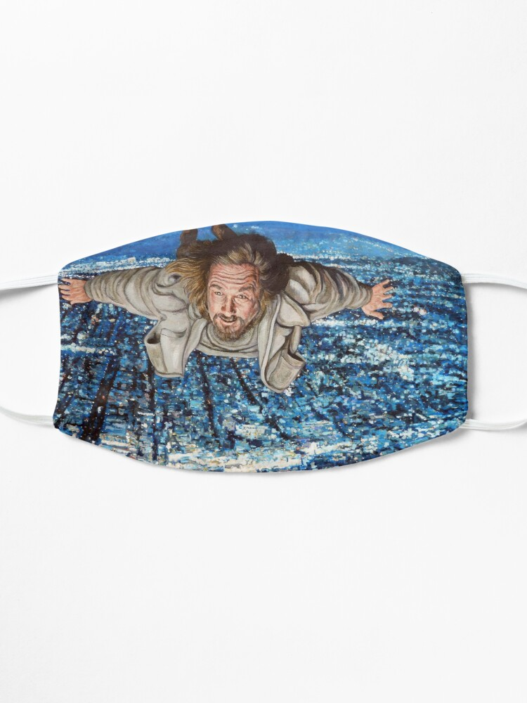 Alternate view of Come Fly With Me Mask
