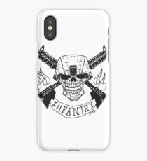 Infantry iPhone Case/Skin