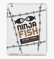 Ninja Fish Wire Protected iPad Case/Skin