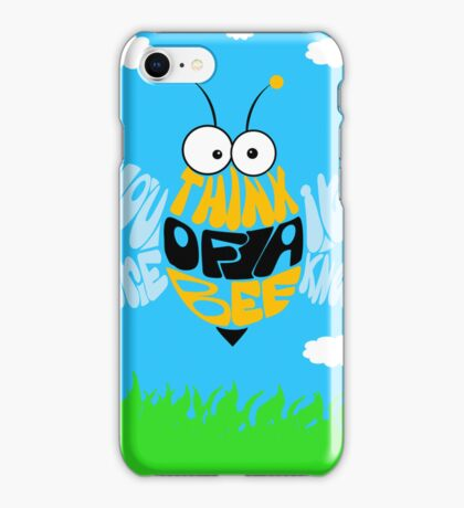Think of a bee... iPhone Case/Skin