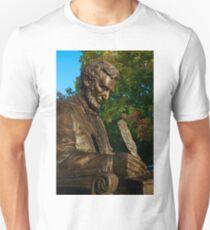 Gettysburg College - Abraham Lincoln Memorial Unisex T-Shirt