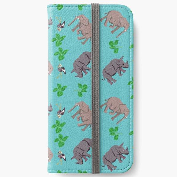 Safari pattern 1 iPhone Wallet