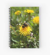 Bumblebee Spiral Notebook