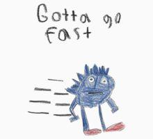 Gotta Go Fast | Unisex T-Shirt