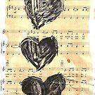 The Three Blackbirds of Rhiannon by Blackbird76