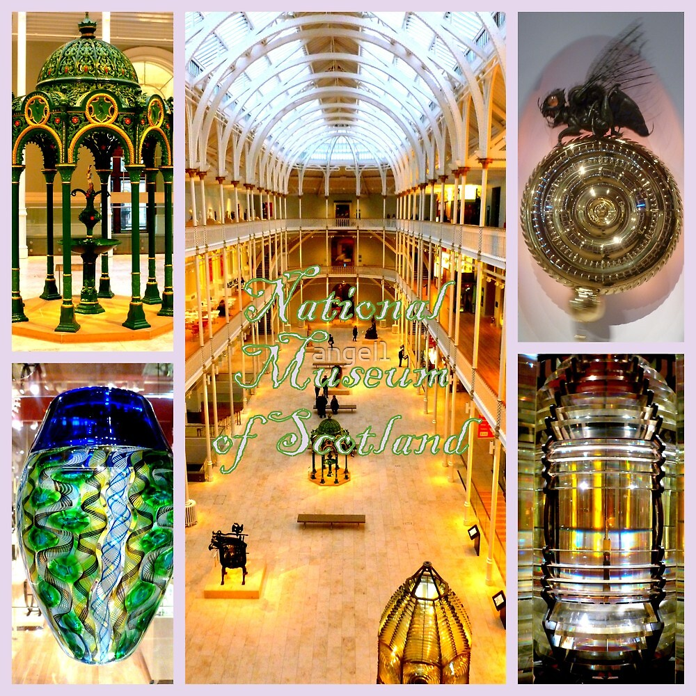 National Museum of Scotland ~ Edinburgh by ©The Creative  Minds