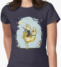 Final Adventure VII Womens Fitted T-Shirt