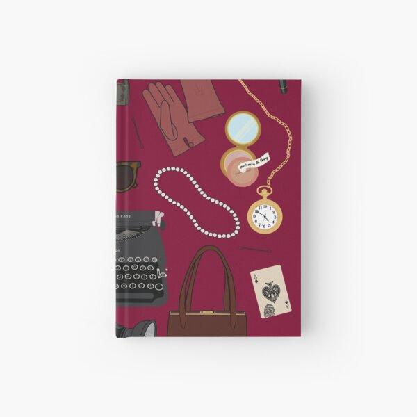 Girl Detective  Hardcover Journal