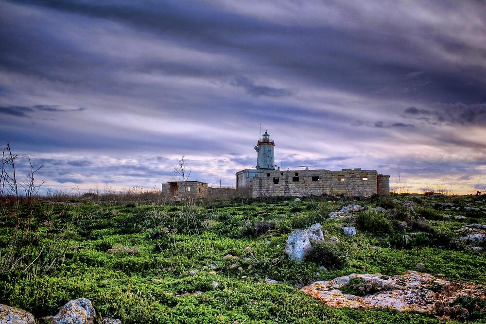 Ta Jordan lighthouse by refar