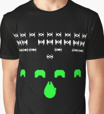 Star Invaders Graphic T-Shirt