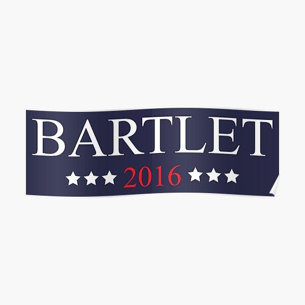 Bartlet 2016 Poster