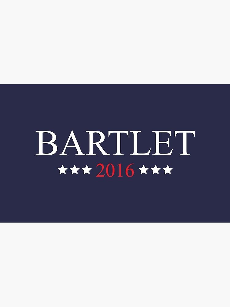 Bartlet 2016 by KatieBuggDesign