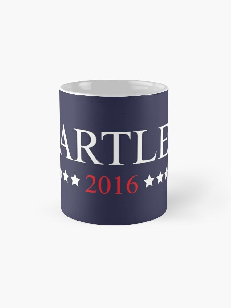Alternate view of Bartlet 2016 Mugs