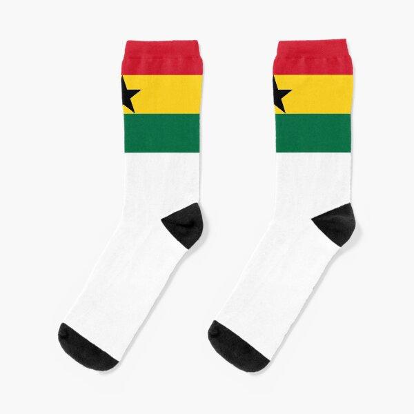 Flag of Ghana Socks