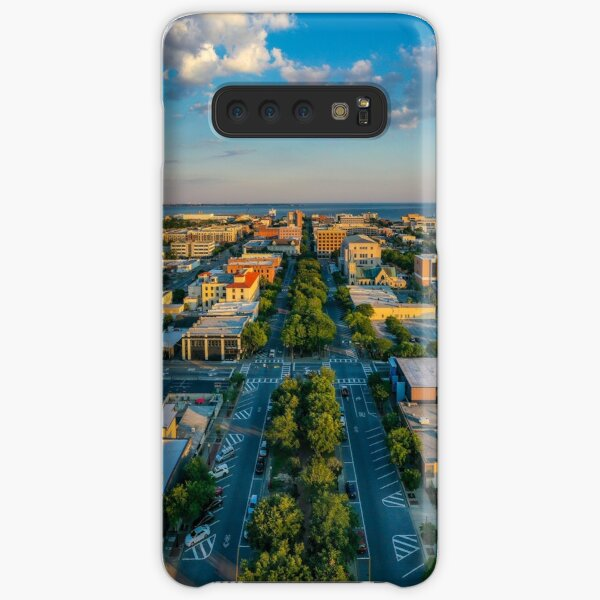 Downtown Pensacola Wright St. Samsung Galaxy Snap Case