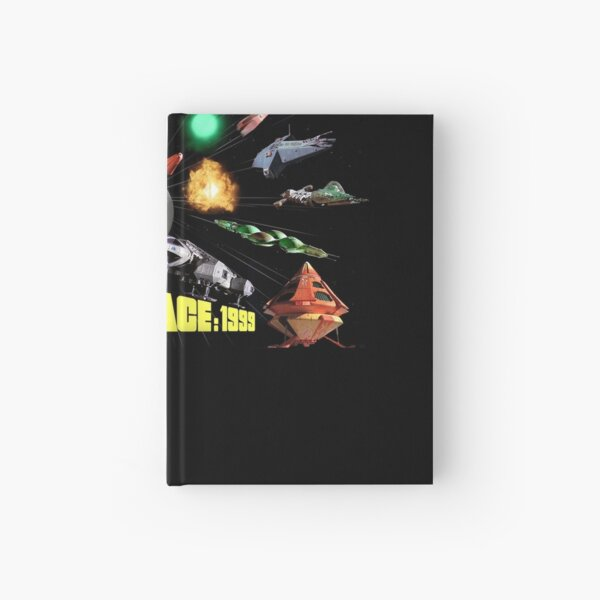 SPACE: 1999 YEAR 2 SPACE SHIPS Hardcover Journal