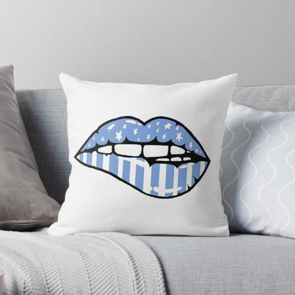 Lèvres de Chapel Hill Coussin