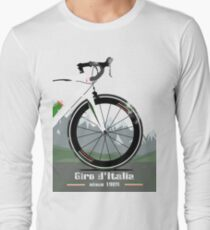 GIRO D'ITALIA BIKE Long Sleeve T-Shirt