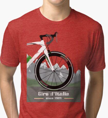 GIRO D'ITALIA BIKE Tri-blend T-Shirt