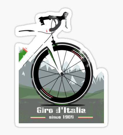 GIRO D'ITALIA BIKE Sticker