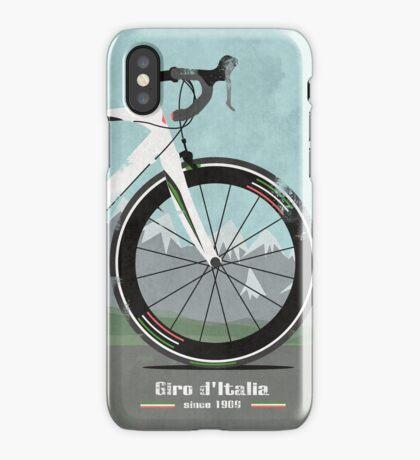 GIRO D'ITALIA BIKE iPhone Case/Skin