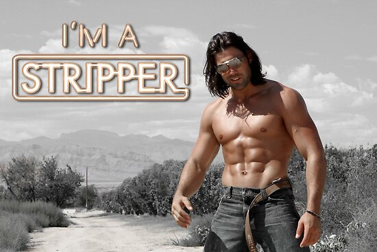 I'm a Stripper - Alexander by Border2Border Entertainment