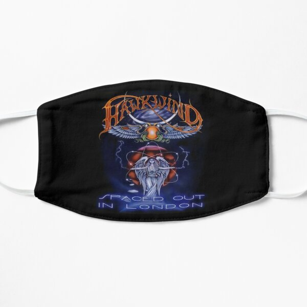 Hawkwind Spaced Out in London Mask