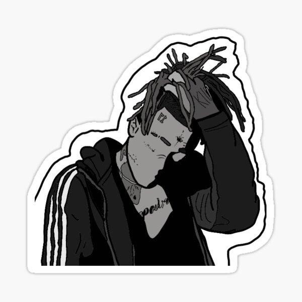 XXXTentacion Sticker