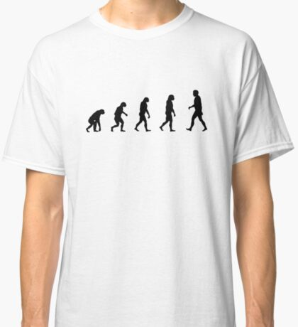99 Steps of Progress - Duty Classic T-Shirt