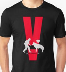 Tactical Petspionage Action [W] Unisex T-Shirt