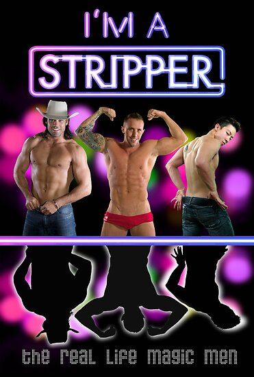 I'm a Stripper - Movie Poster by Border2Border Entertainment