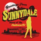 Greetings from Sunnydale  by Tom Trager