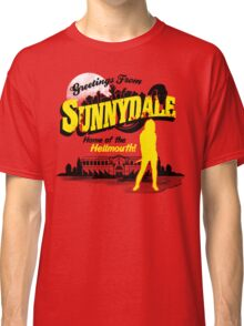 Greetings from Sunnydale  Classic T-Shirt