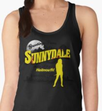 Greetings from Sunnydale  Women's Tank Top