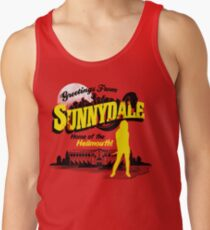 Greetings from Sunnydale  Tank Top