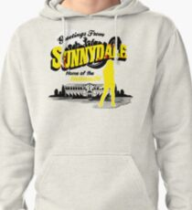 Greetings from Sunnydale  Pullover Hoodie