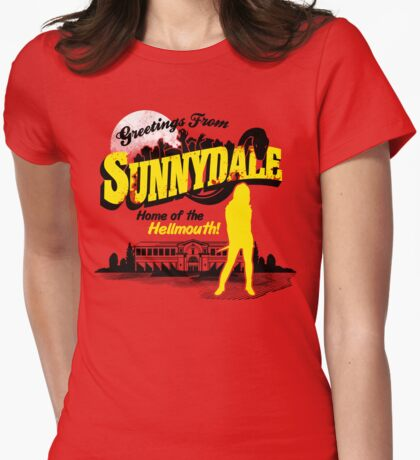 Greetings from Sunnydale  T-Shirt