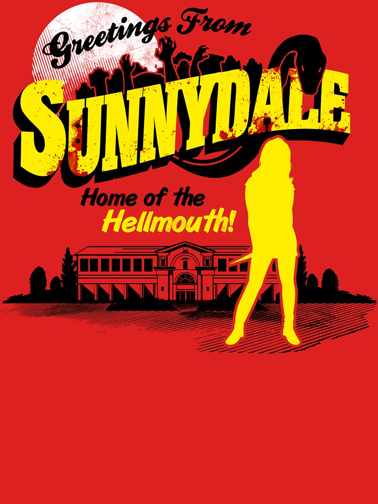 Greetings from Sunnydale  | Unisex T-Shirt
