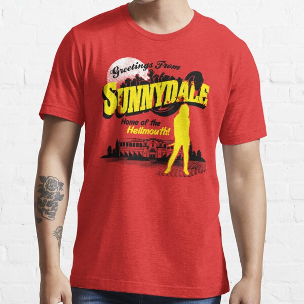 Greetings from Sunnydale  Essential T-Shirt