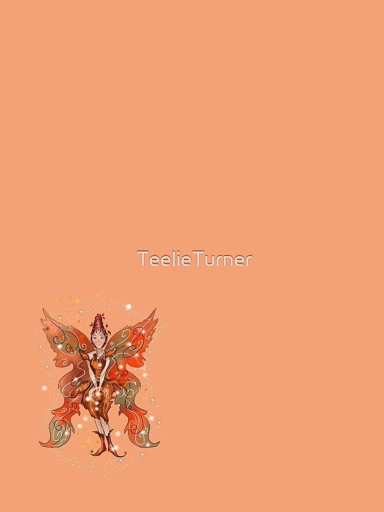 Faylin The Thanksgiving/Fall Fairy™ by TeelieTurner