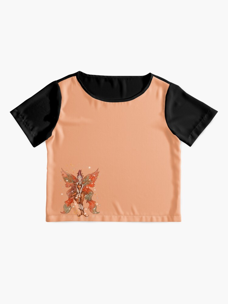 Alternate view of Faylin The Thanksgiving/Fall Fairy™ Chiffon Top