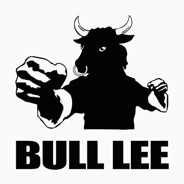 Bull Lee by pixelman