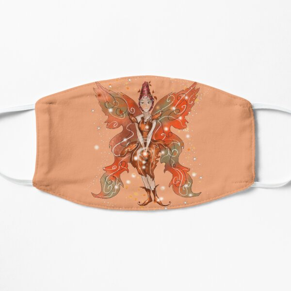 Faylin The Thanksgiving/Fall Fairy™ Flat Mask
